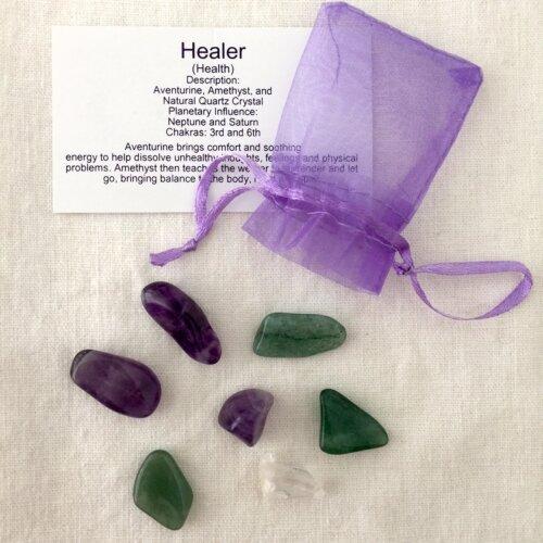 Healer Medicine Pouch