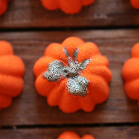 Harvest Pumpkin Bath Bomb