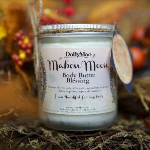 Mabon Moon Body Butter Blessing