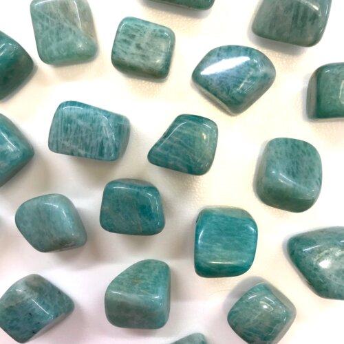 Amazonite Tumbled Stone Yatzuri