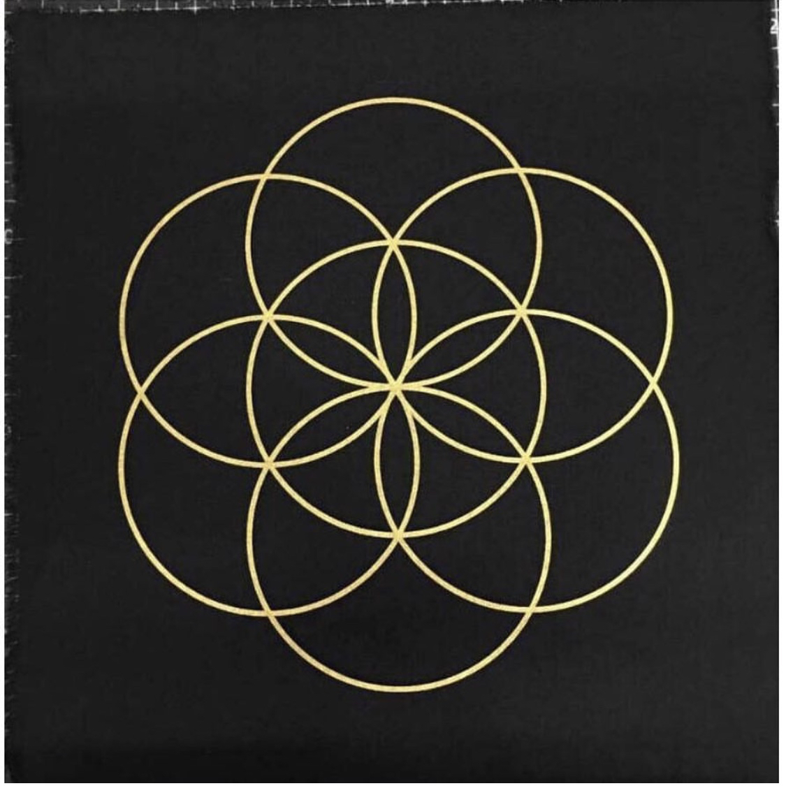 sacred flower klaraacel product geometry life rug of xl tapestry by the wall