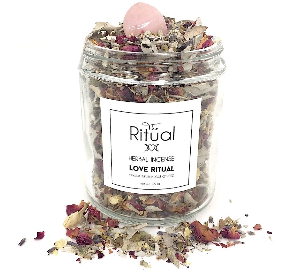 Love Herbal Incense