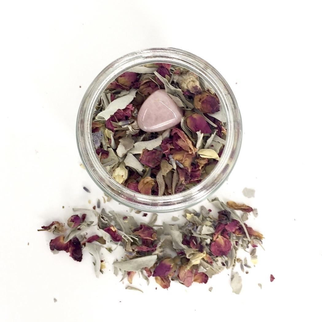 Love Ritual Herbal Incense Yatzuri