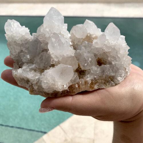 Spirit Quartz Cluster Yatzuri