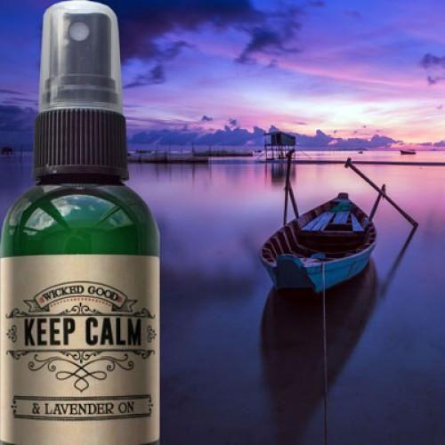 Keep Calm & Lavender On Spray Yatzuri shop