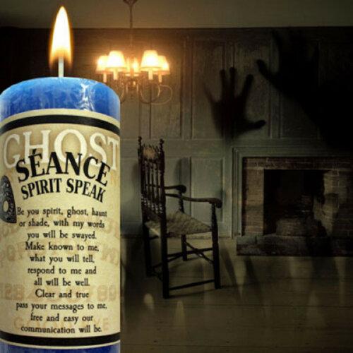 Seance Spirit Speak Candle
