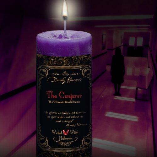 The Conjurer Wicked Witch Candle Yatzuri