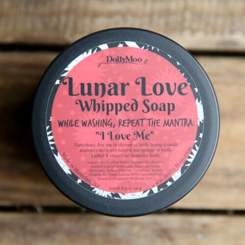 Lunar Love Whipped Soap Yatzuri