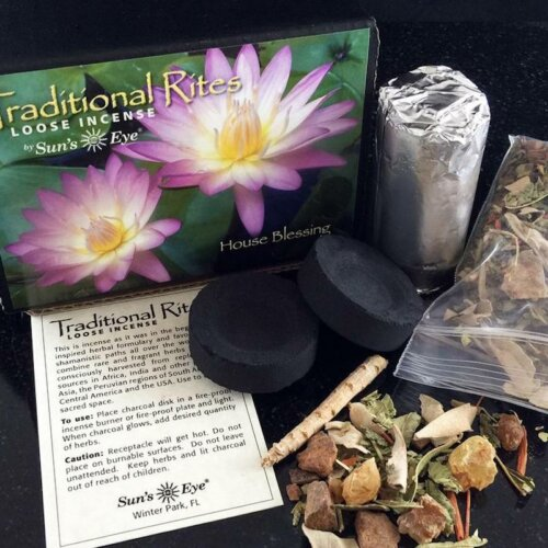 House Blessing Loose Incense Kit