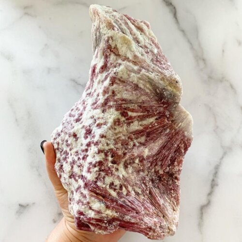 Pink Tourmaline Specimen Yatzuri