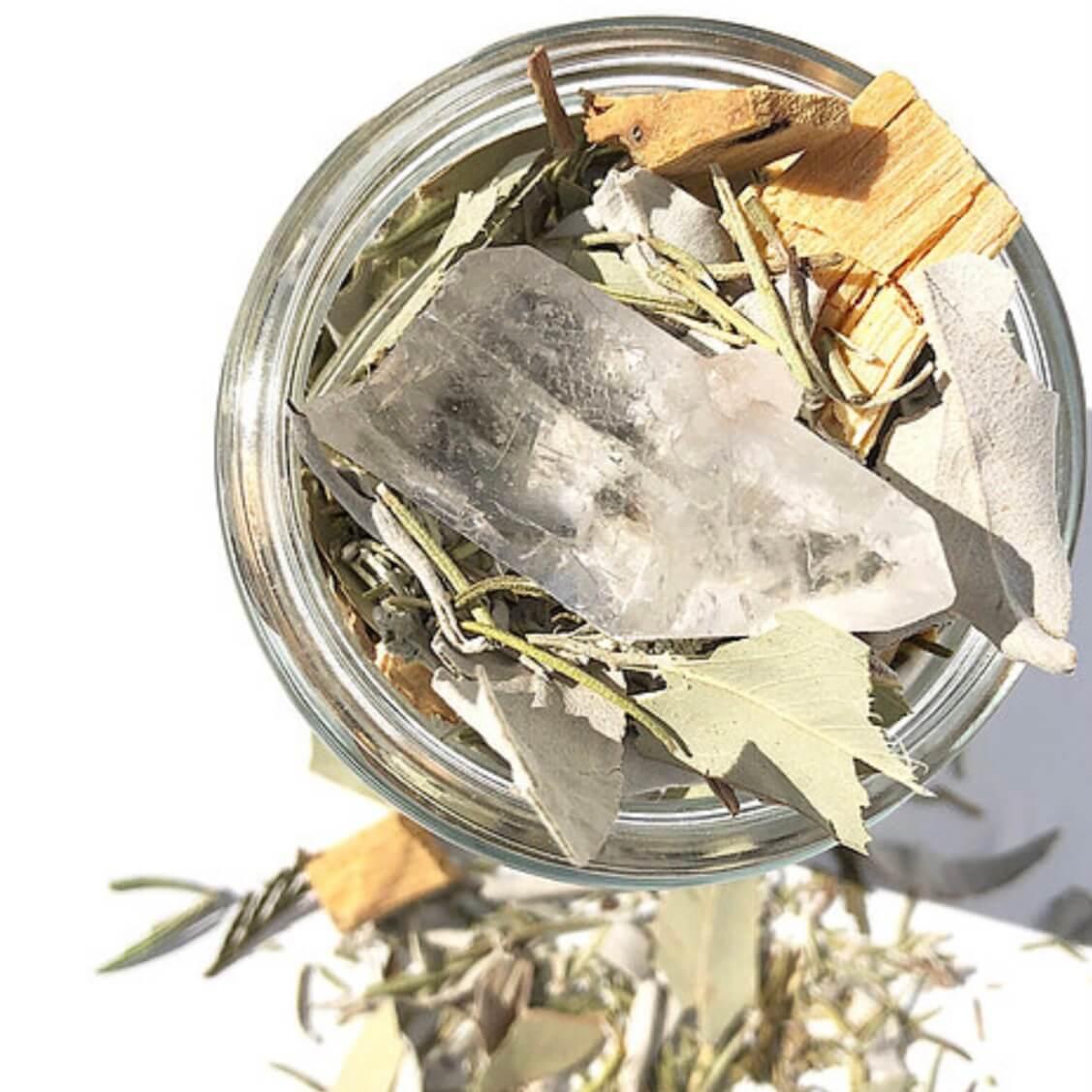 Sage Cleanse Herbal Incense Yatzuri